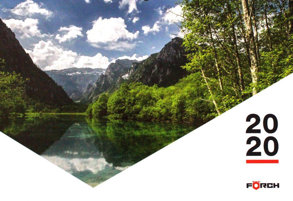 The Forch landscape calendar