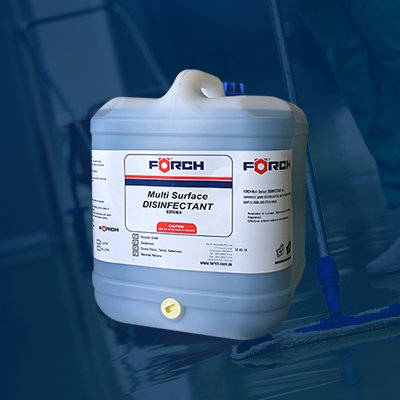Forch Hospital Grade Disinfectant